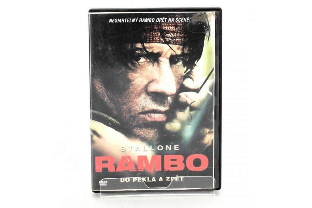 DVD Rambo: Do pekla a zpět Filmy