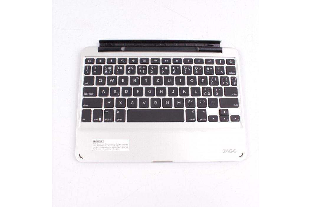 Klávesnice ZAGG Slim Book Case CZ pro iPad