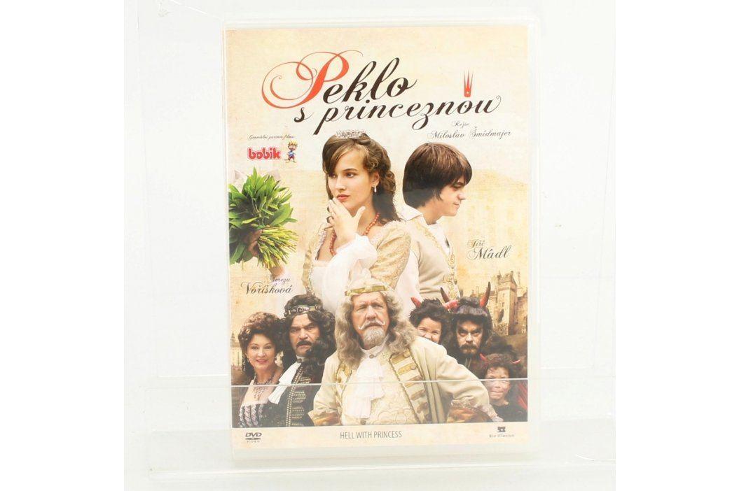 DVD film Miloslav Šmídmajer:  Peklo s princeznou Filmy