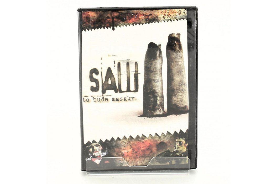DVD Saw: To bude masakr Filmy