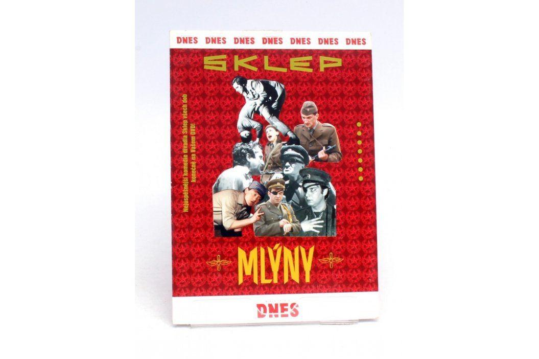 DVD Sklep: Mlýny Filmy