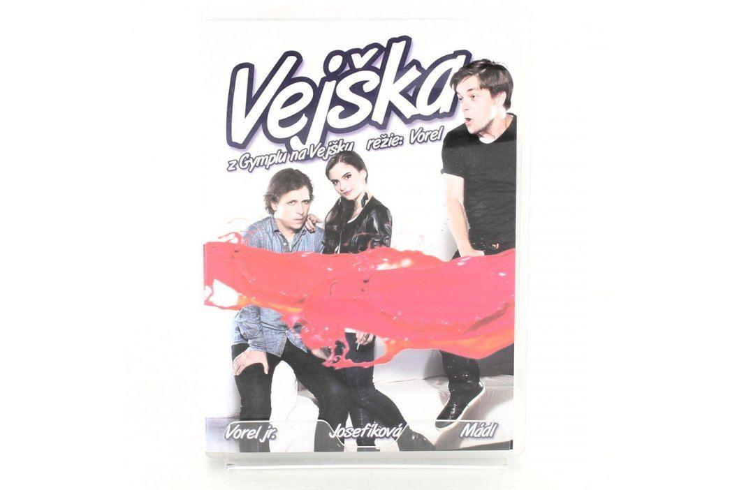 DVD Vejška: z Gymplu na Vejšku Filmy