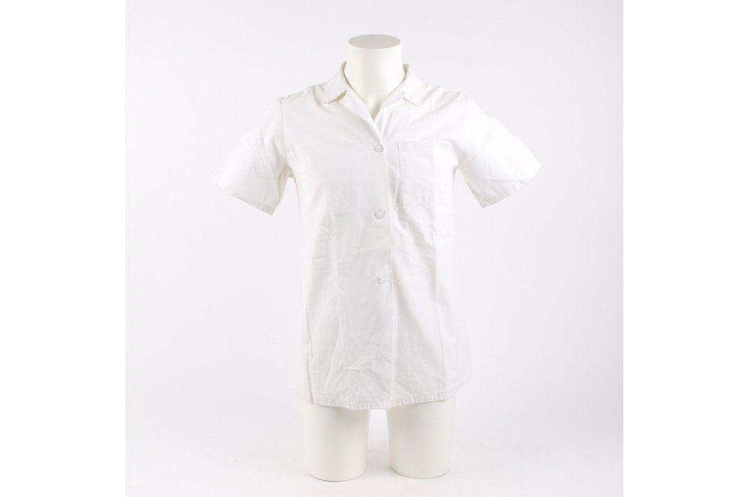 Zdravotnická košile bílá s náprsní kapsou Ostatní zdravotní potřeby