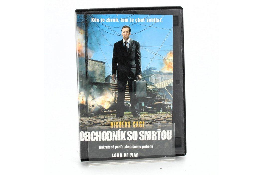 DVD Obchodník so smrťou Filmy