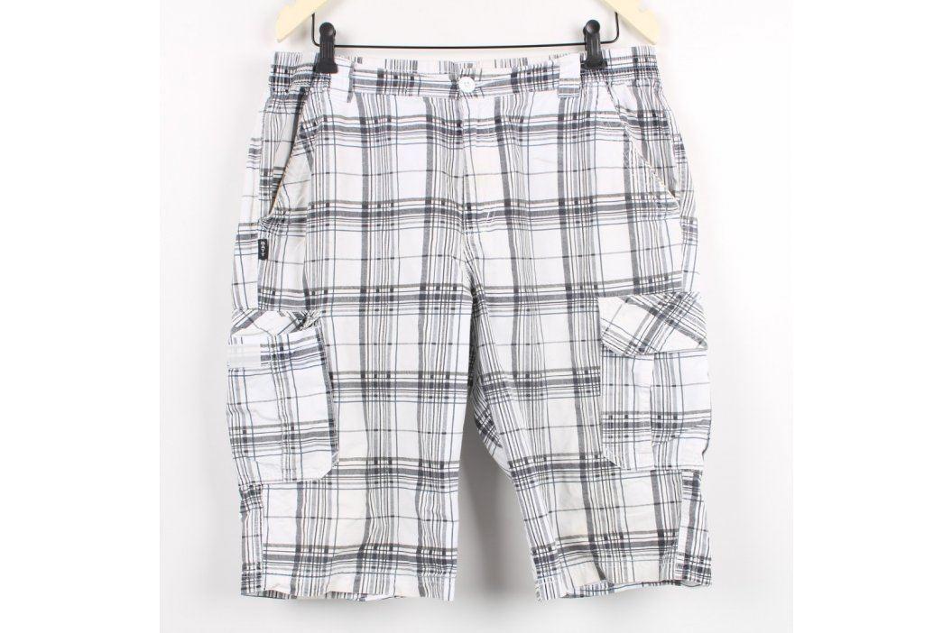 Pánské šortky Baty kostkované