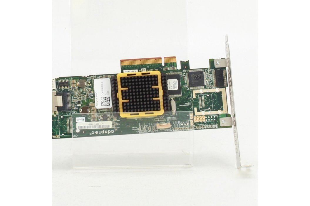 Řadič SAS/SATA ADAPTEC RAID 2405 PCI-E x8