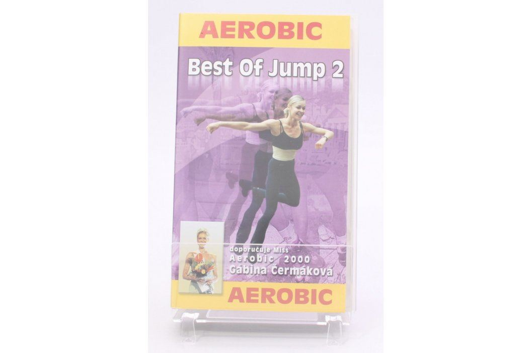 VHS Aerobic: Best Of Jump 2 Filmy