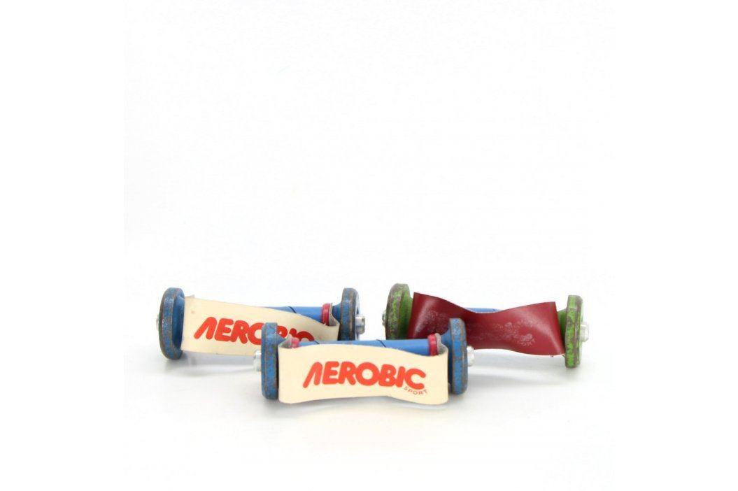 Jednoruční činky Aerobic 3 ks Činky a příslušenství