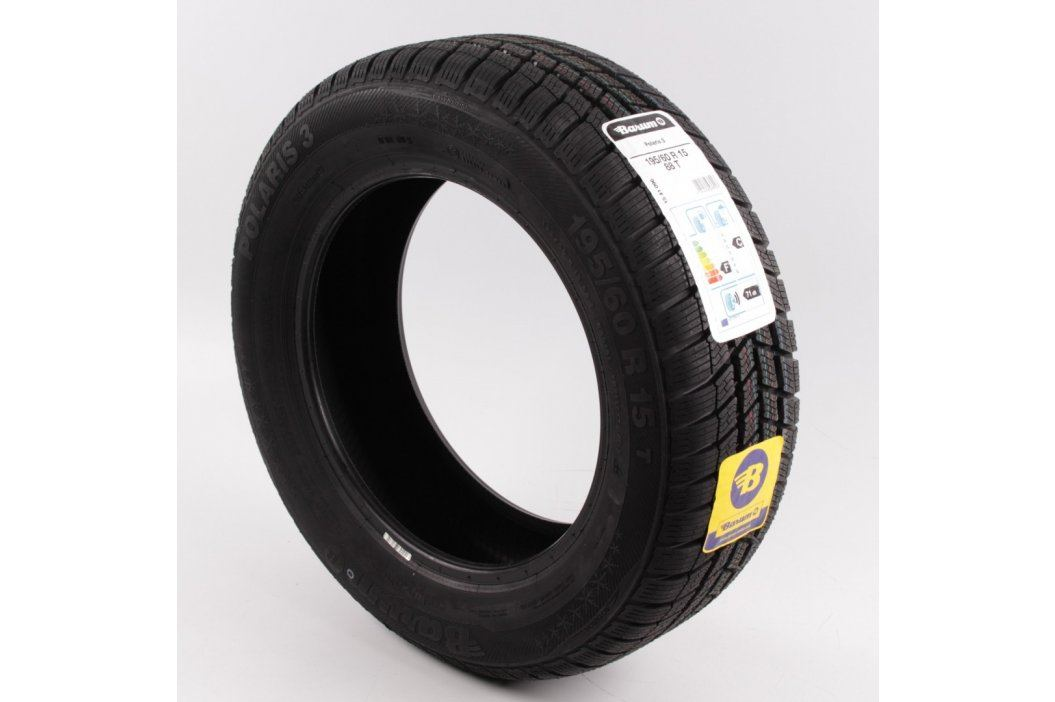 Zimní pneumatika Barum Polaris 195/60 R15 Pneu osobní