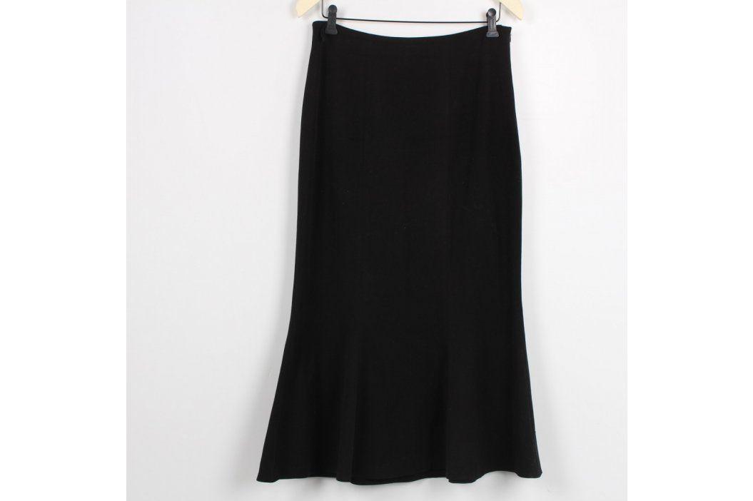 Dlouhá dámská sukně Axello černá