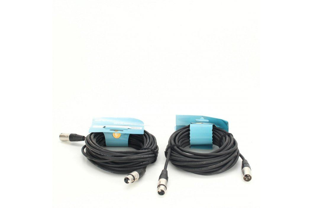 Kabel XLR M / XLR F Adam Hall K4MMF 1000 cm