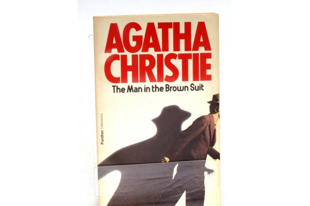 Agatha Christie: The Man in the Brown Suit Knihy