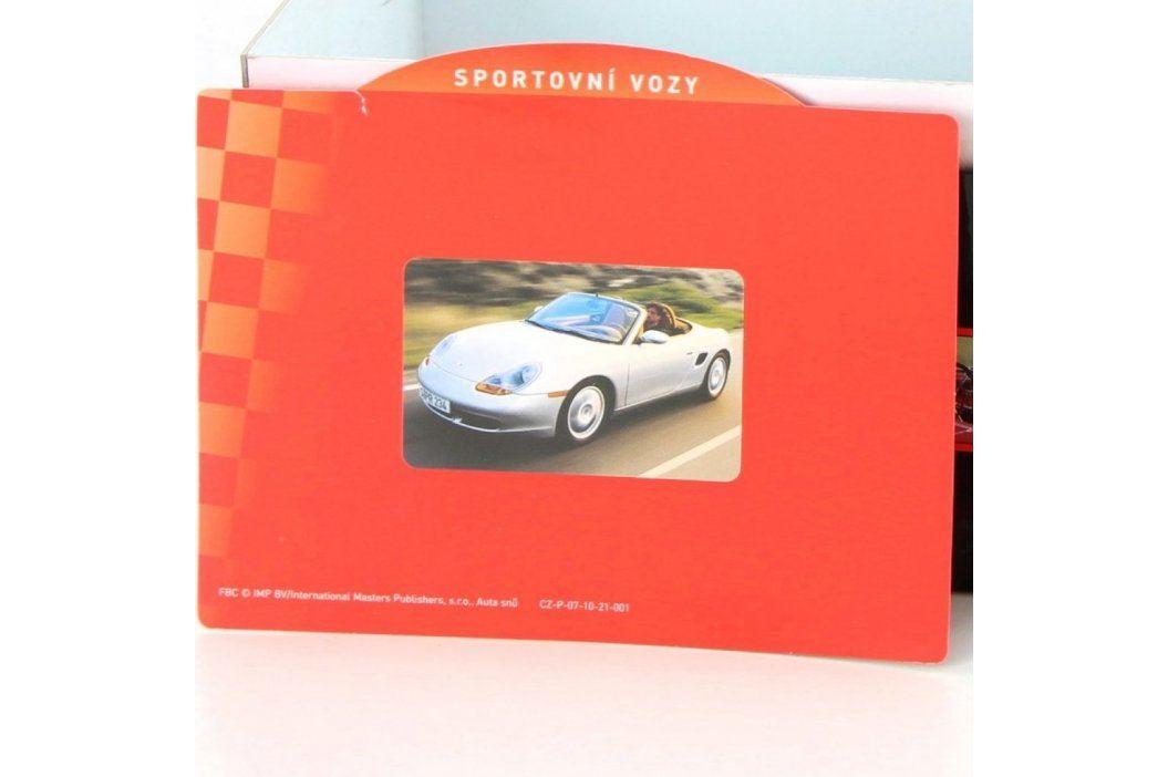 Katalog karet automobilů Auta snů