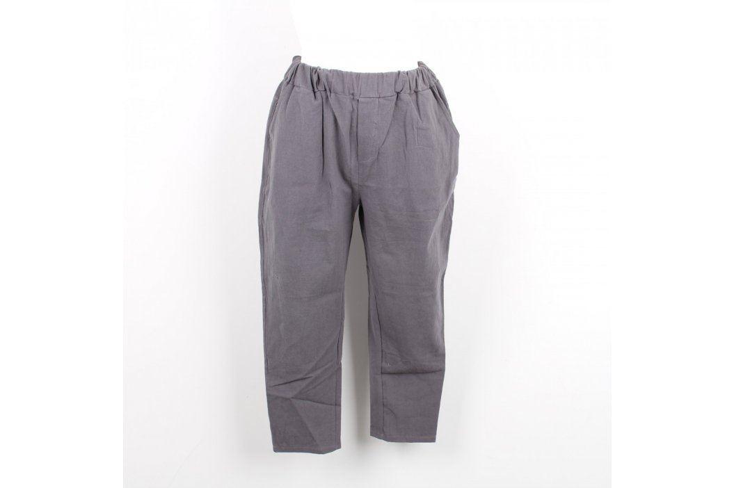 Dámské kalhoty JL odstín šedé  Dámské kalhoty