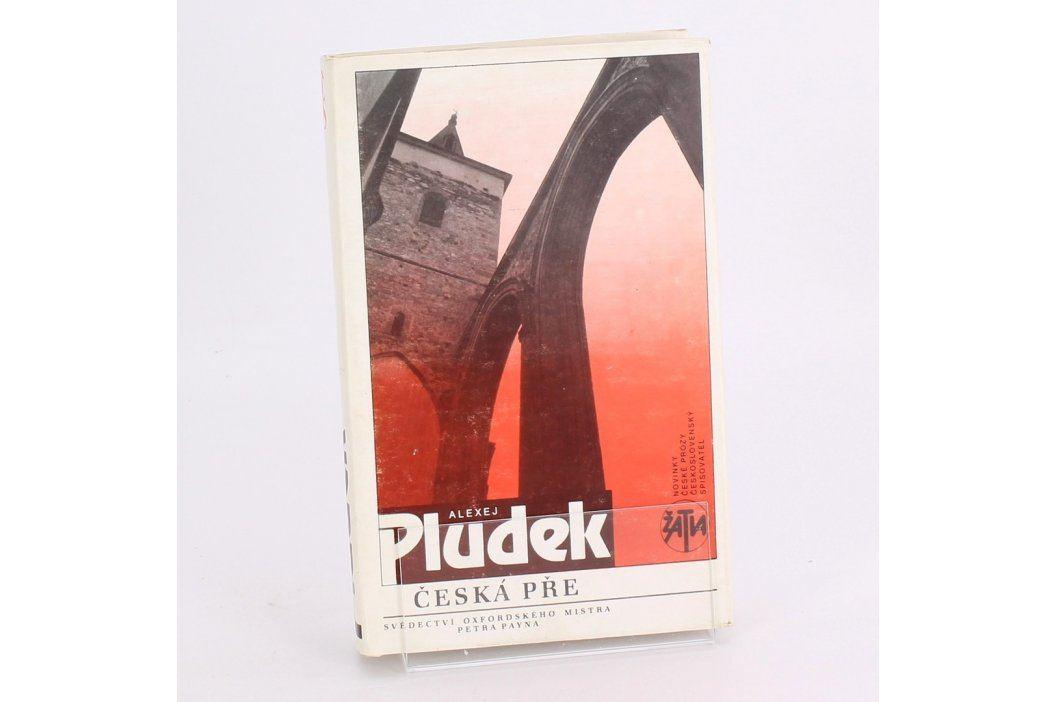 Román Česká pře Knihy