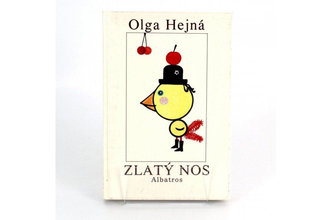 Dětská knížka Olga Hejná - Zlatý nos Knihy