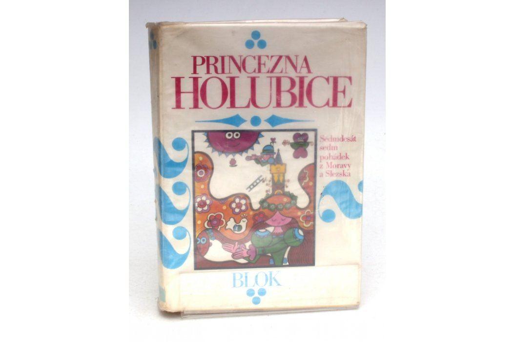Dětská knížka Princezna Holubice Knihy
