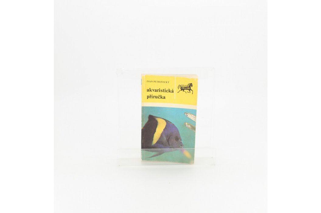 Kniha Akvaristická příručka Knihy