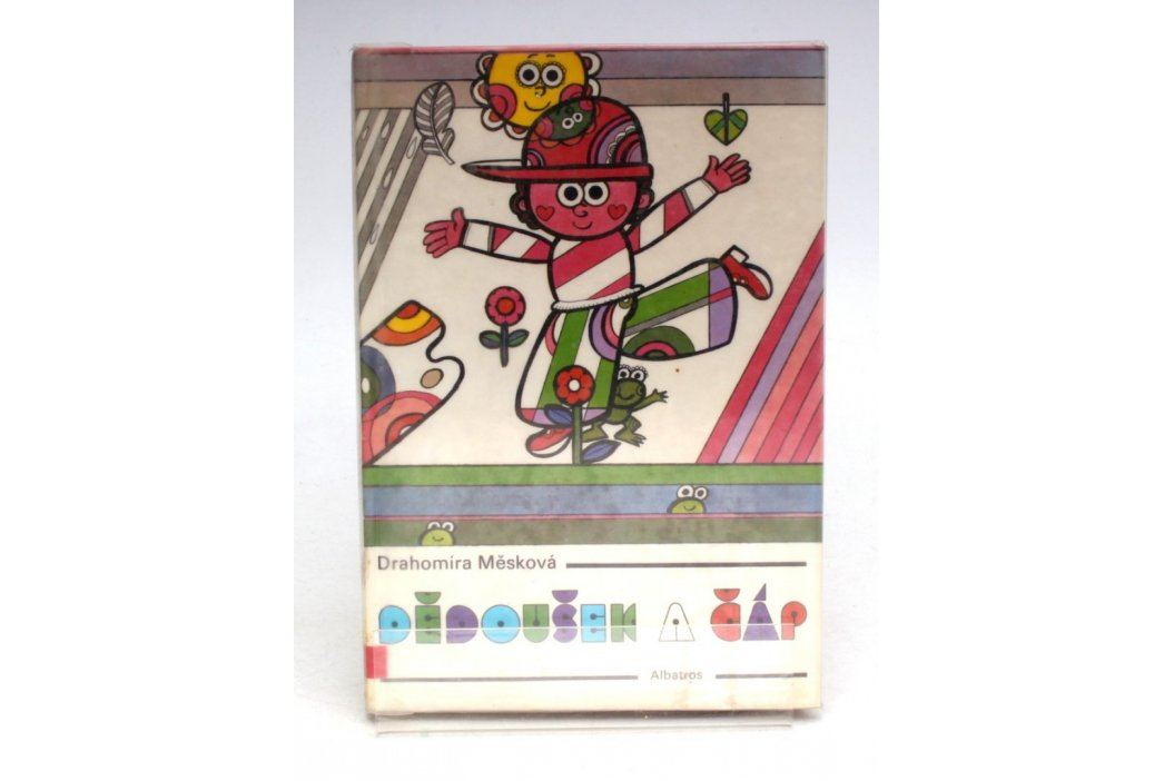 Dětská knížka Drahomíra Měsková Knihy