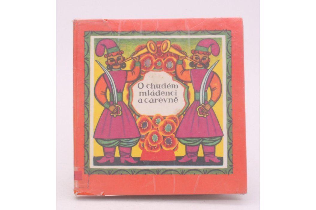 Dětská knížka Kriga Julij  O chudém mládenci Knihy
