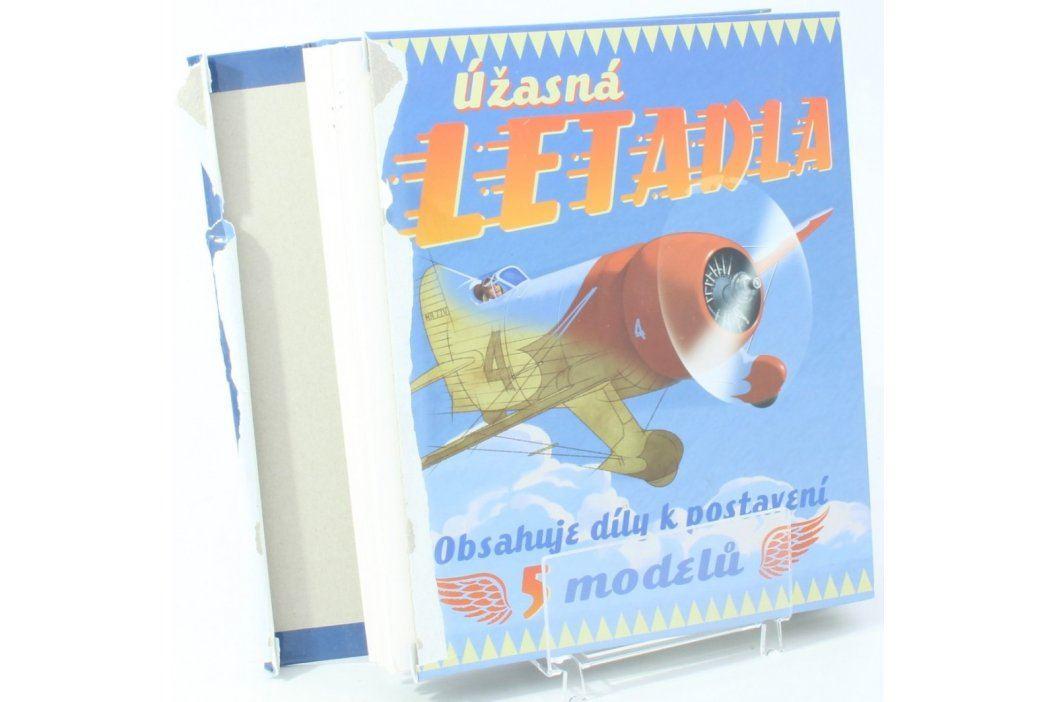 Kniha Úžasná letadla Knihy