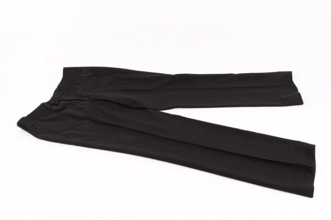 Pánské kalhoty Dalko, černé Pánské kalhoty