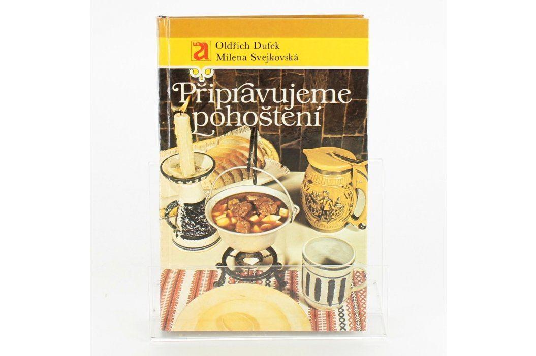 Kuchařka Dufek, Svejkovská: Připravujeme pohoštění Knihy