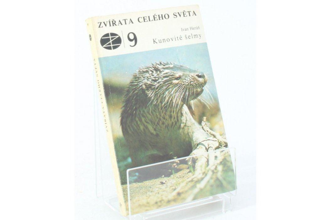 Zvířata celého světa 9: Kunovité šelmy Knihy