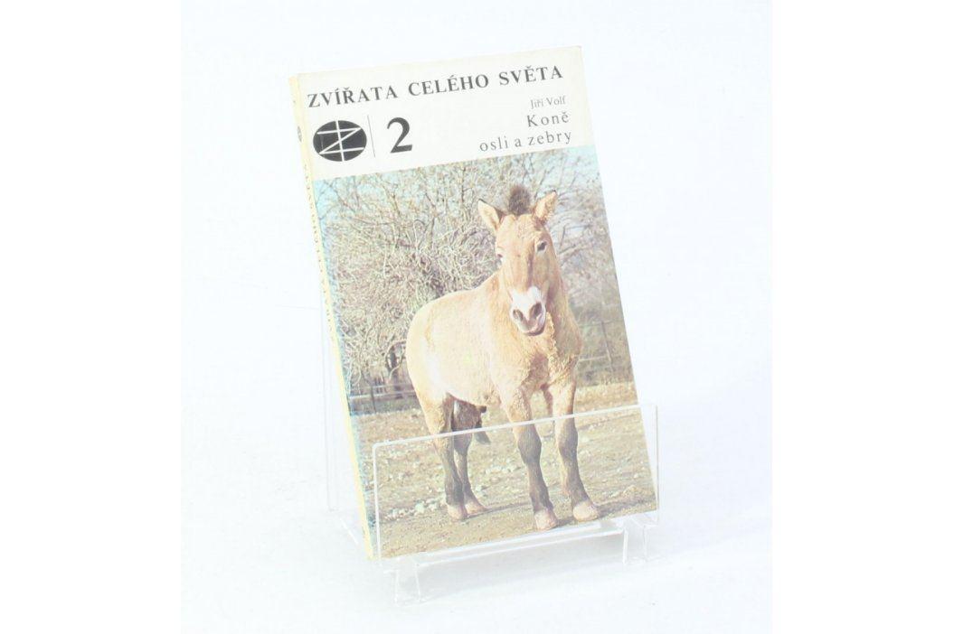 Zvířata celého světa 2: Koně, osli a zebry Knihy