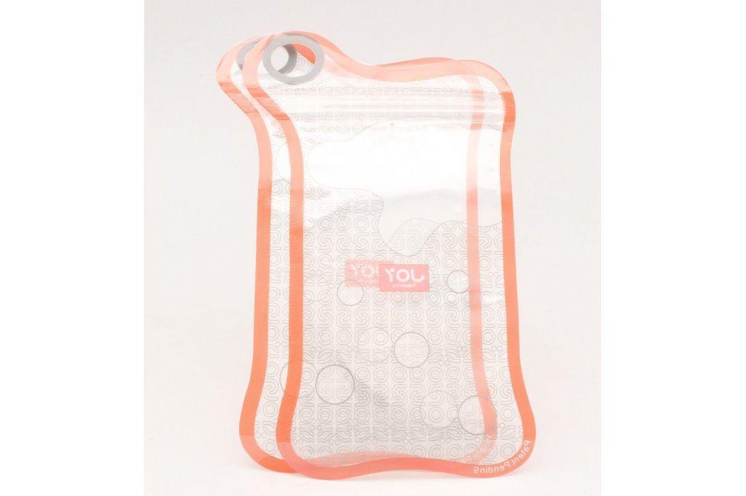 2x průhledný sáček na mobil  Pouzdra a kryty