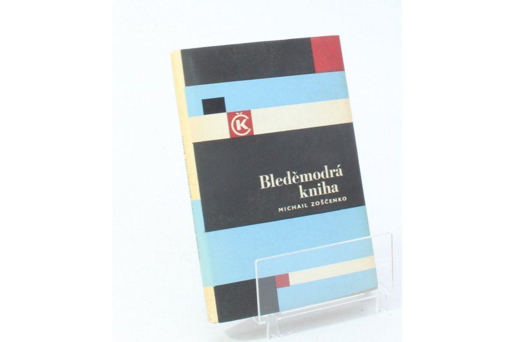 Kniha Michail Zosčenko: Bleděmodrá kniha Knihy