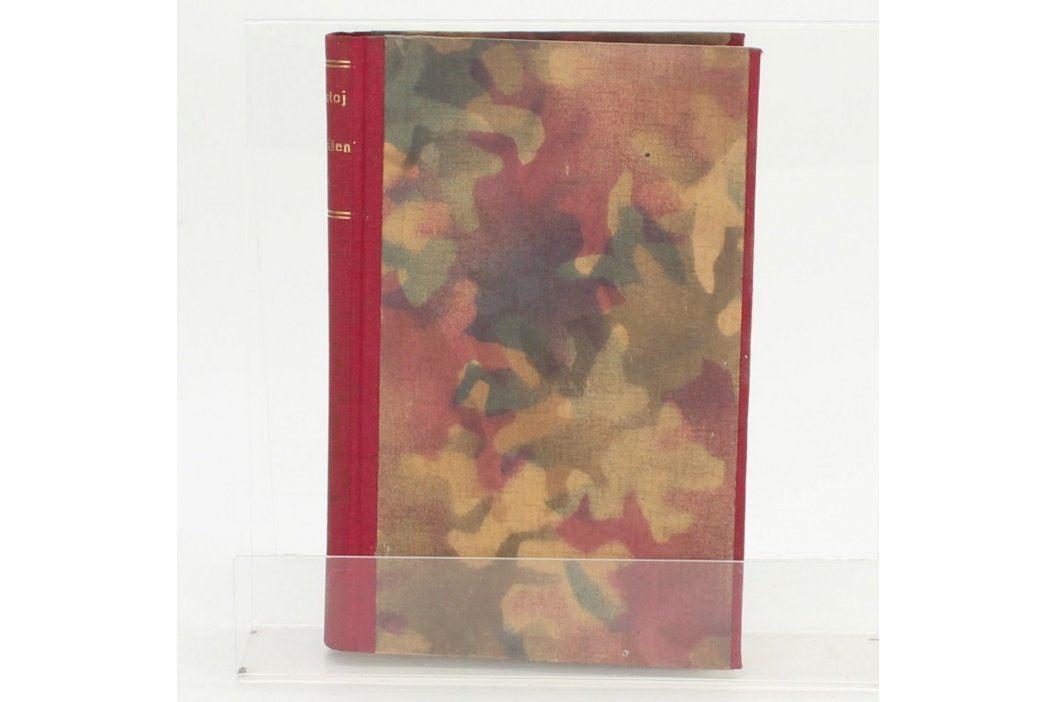 Kniha Lev Nikolajevič Tolstoj: Vzkříšení Knihy