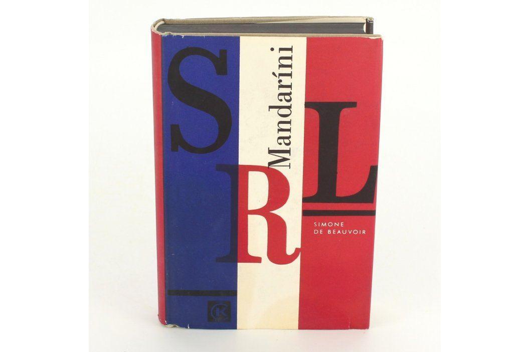Kniha Simone de Beauvoir: Mandaríni Knihy
