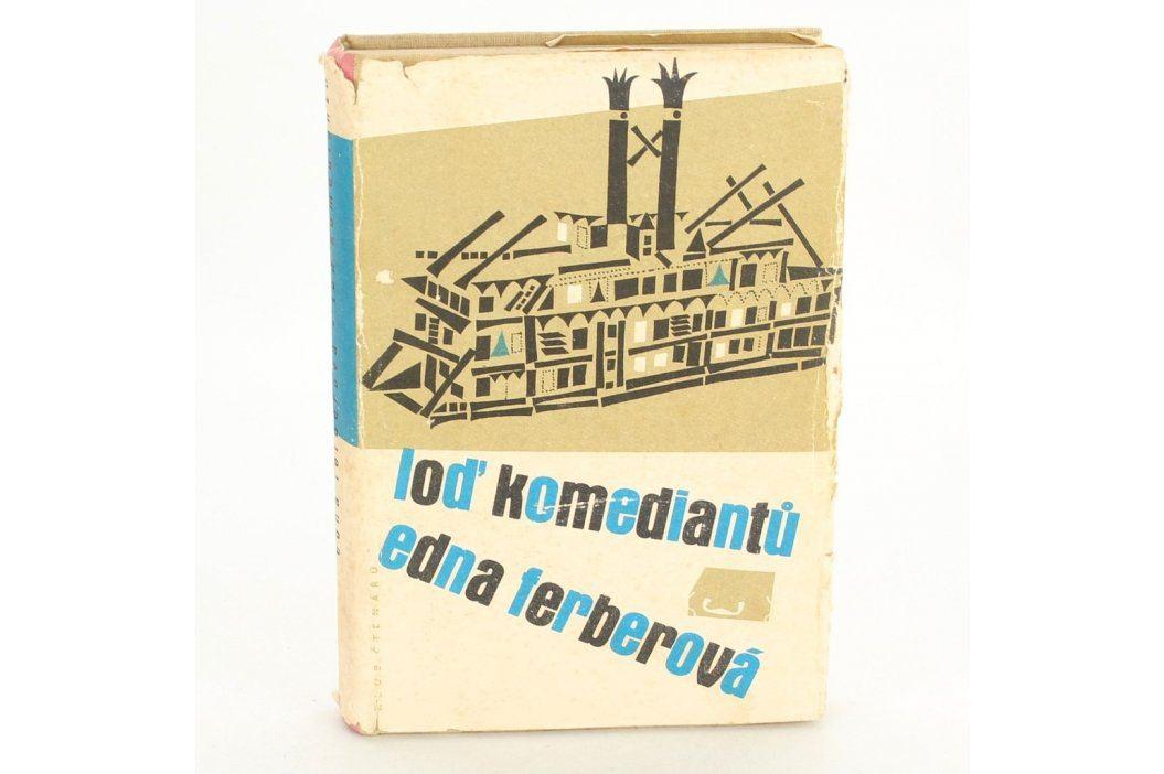 Edna Ferberová:Loď komediantů Knihy