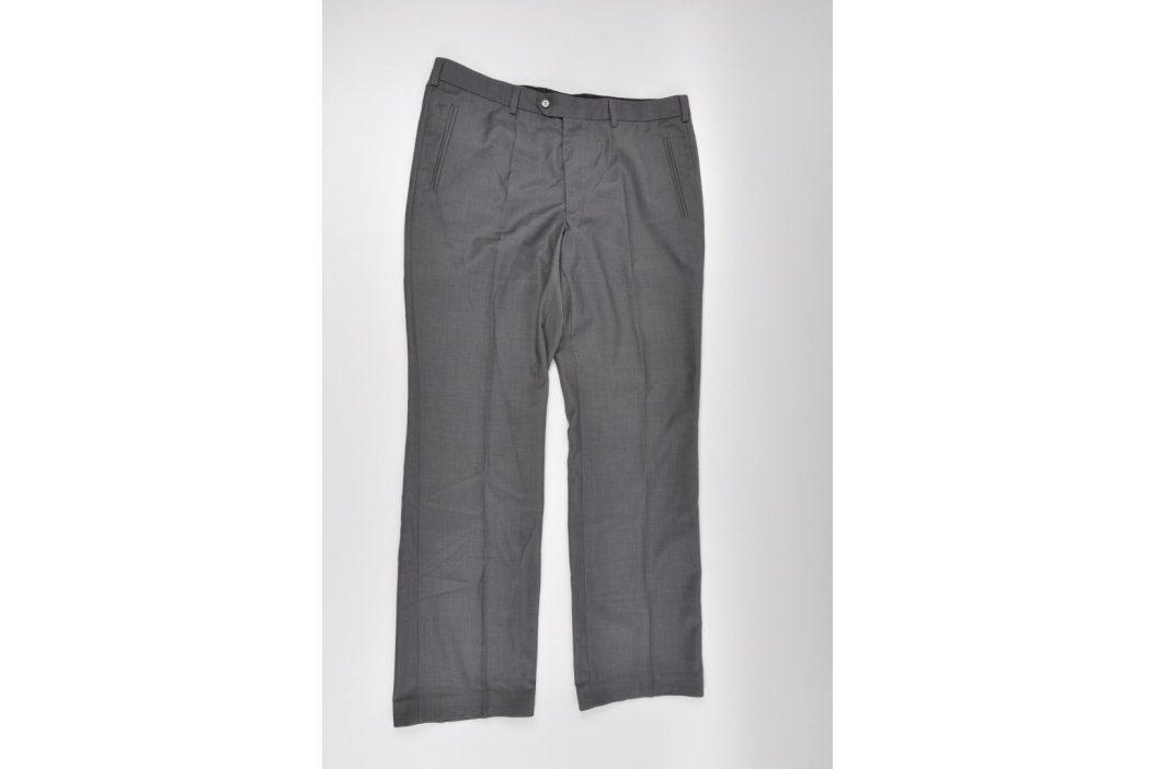 Pánské společenské kalhoty šedé Pánské kalhoty