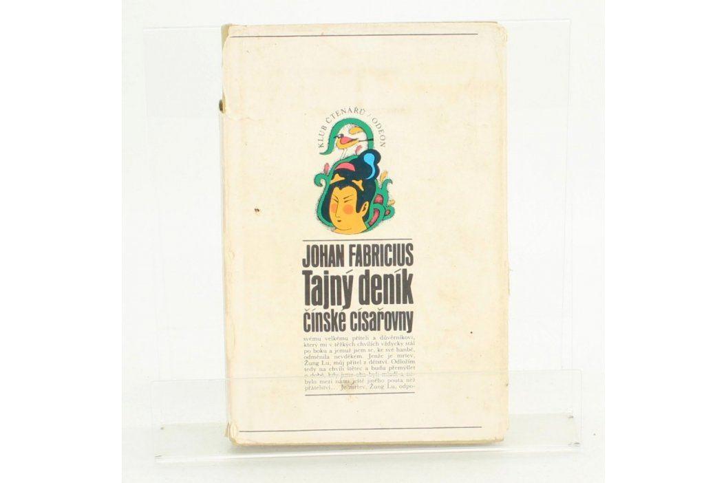 Johan Fabricius: Tajný deník čínské císařovny Knihy