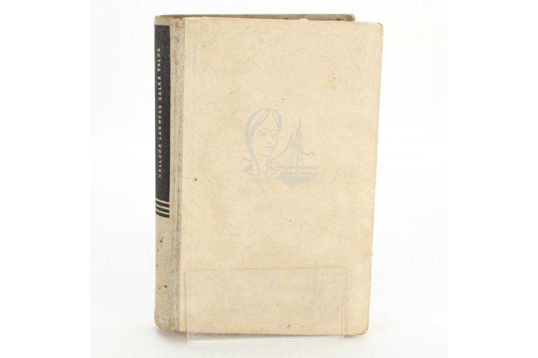 Kniha Halldór Kiljan Laxness: Salka Valka Knihy