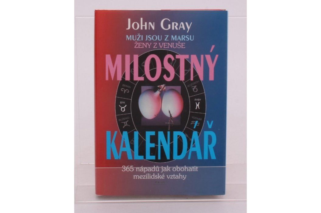 Kniha John Gray: Milostný kalendář