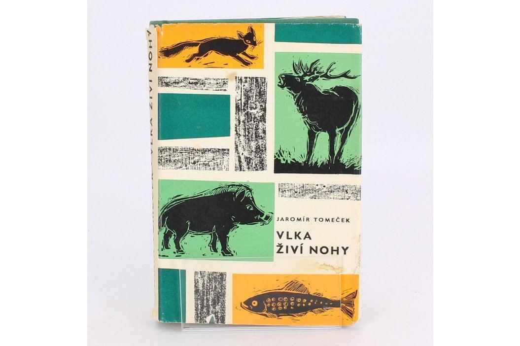 Vlka živí nohy Knihy