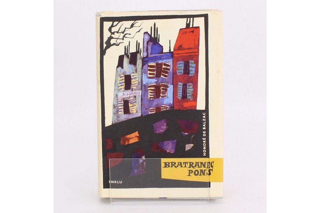 Kniha Honoré de Balzac: Bratranec Pons Knihy