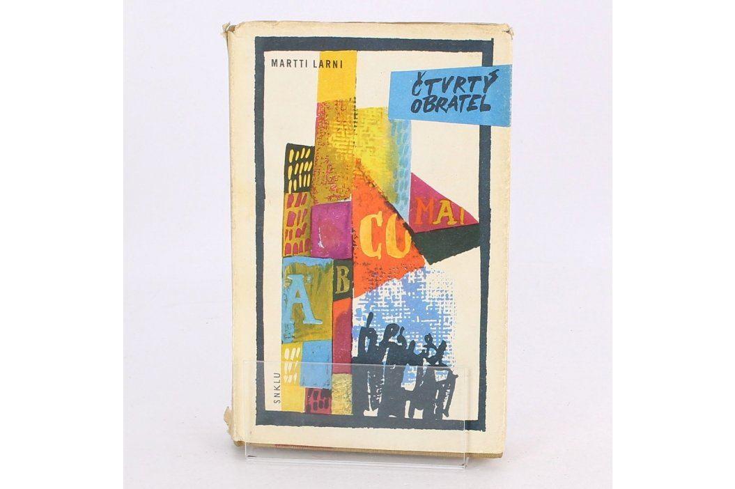 Kniha Martti Larni: Čtvrtý obratel Knihy