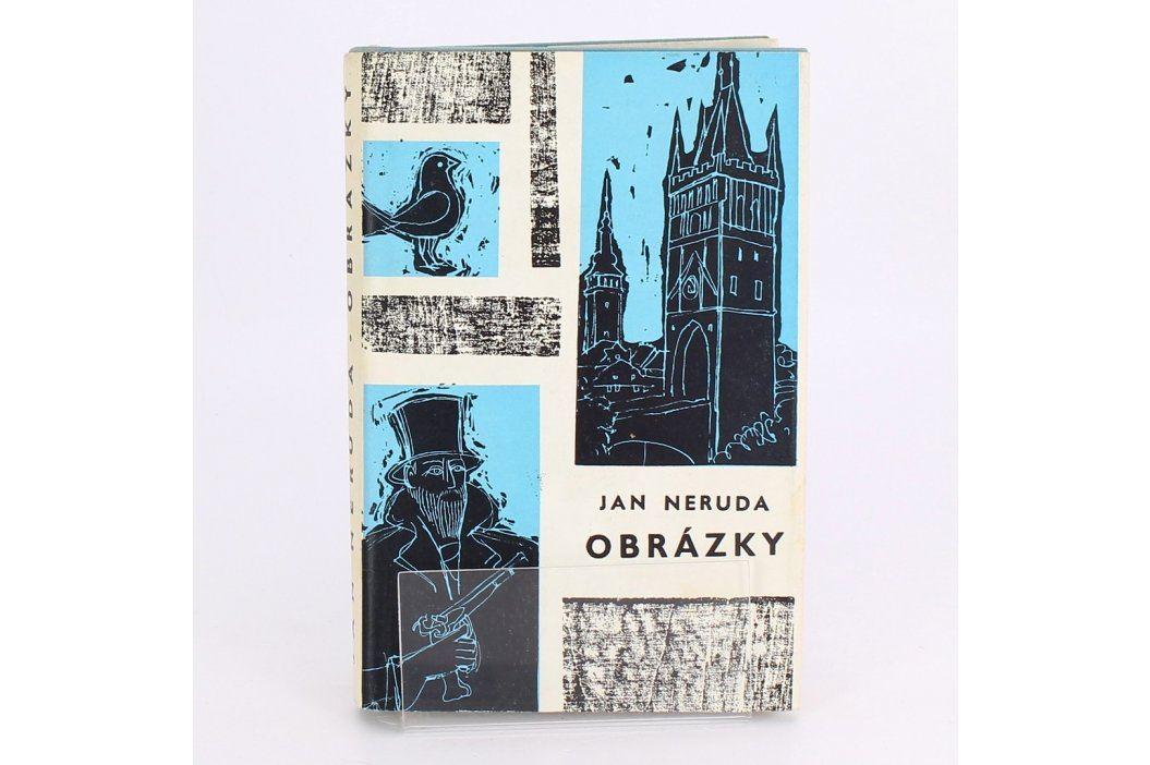 Kniha Jan Neruda: Obrázky Knihy