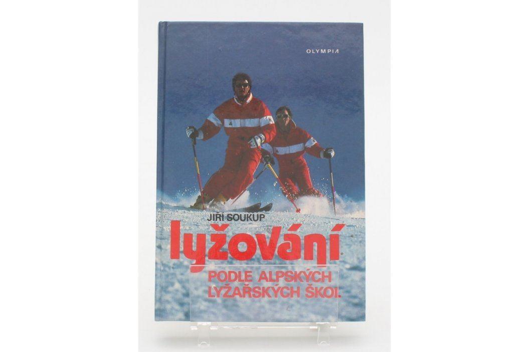 Kniha Jiří Soukup: Lyžování Knihy