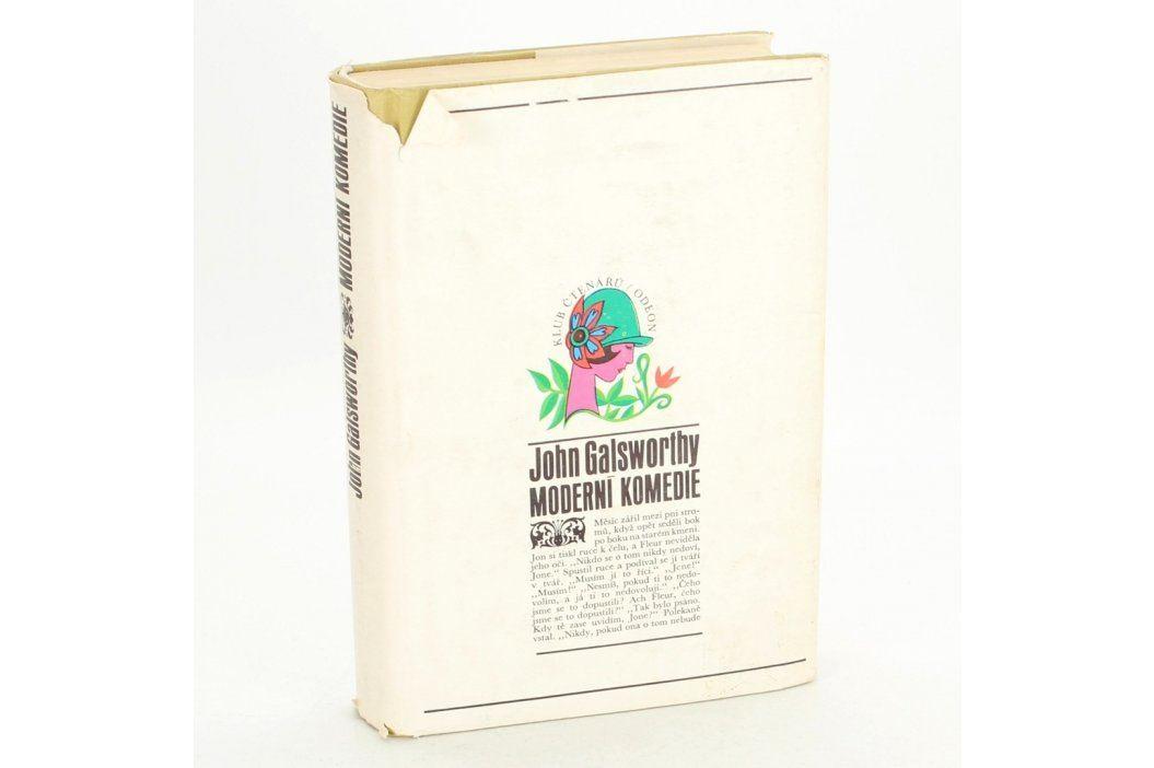 Kniha John Galsworthy: Moderní komedie Knihy
