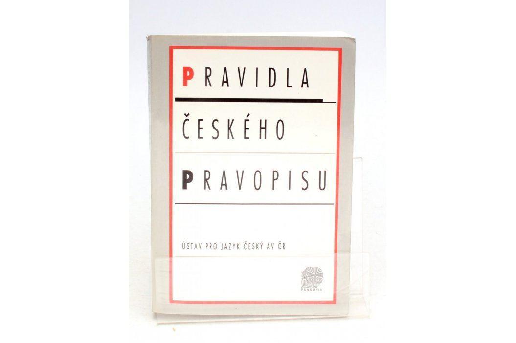 Pravidla českého pravopisu Učebnice