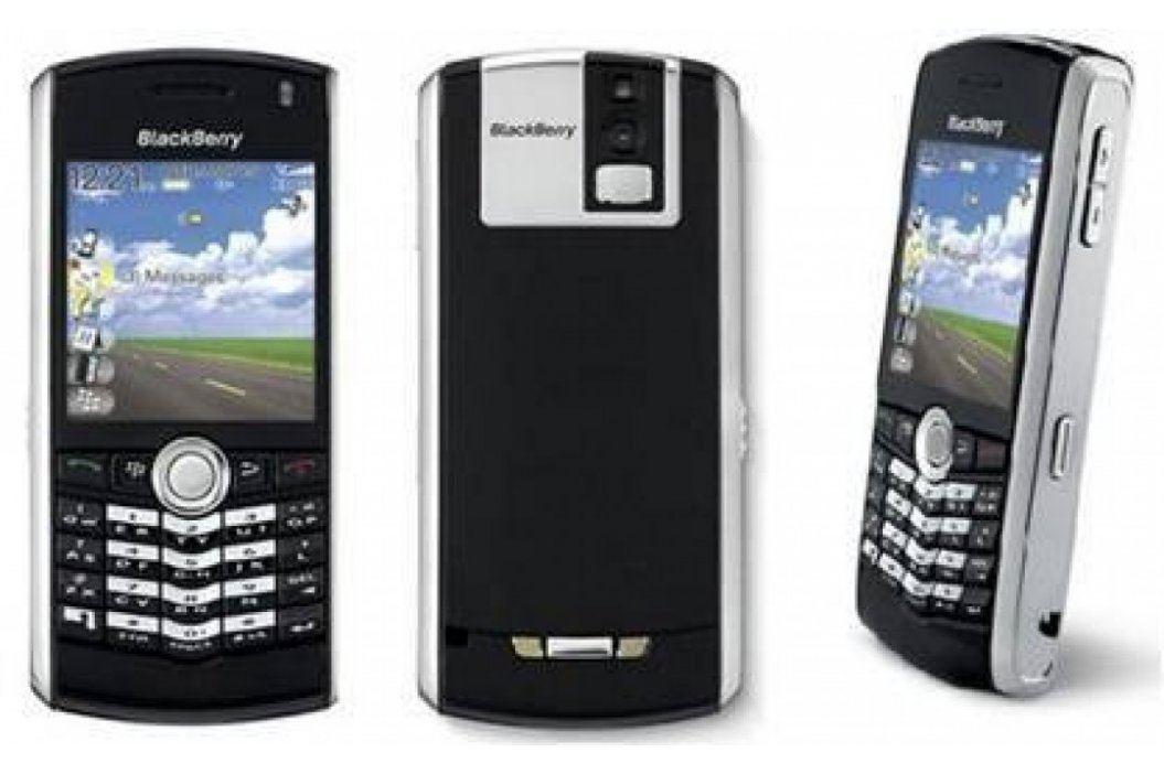 Mobilní telefon BlackBerry 8100  Mobilní telefony