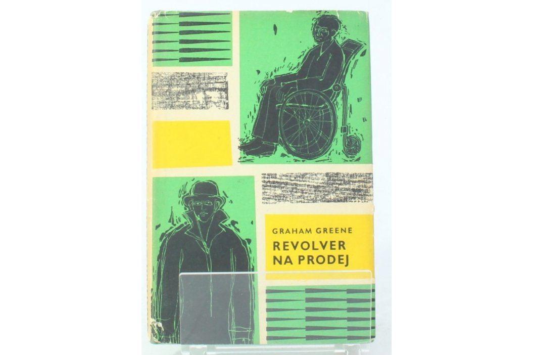 Kniha Graham Greene: Revolver na prodej Knihy