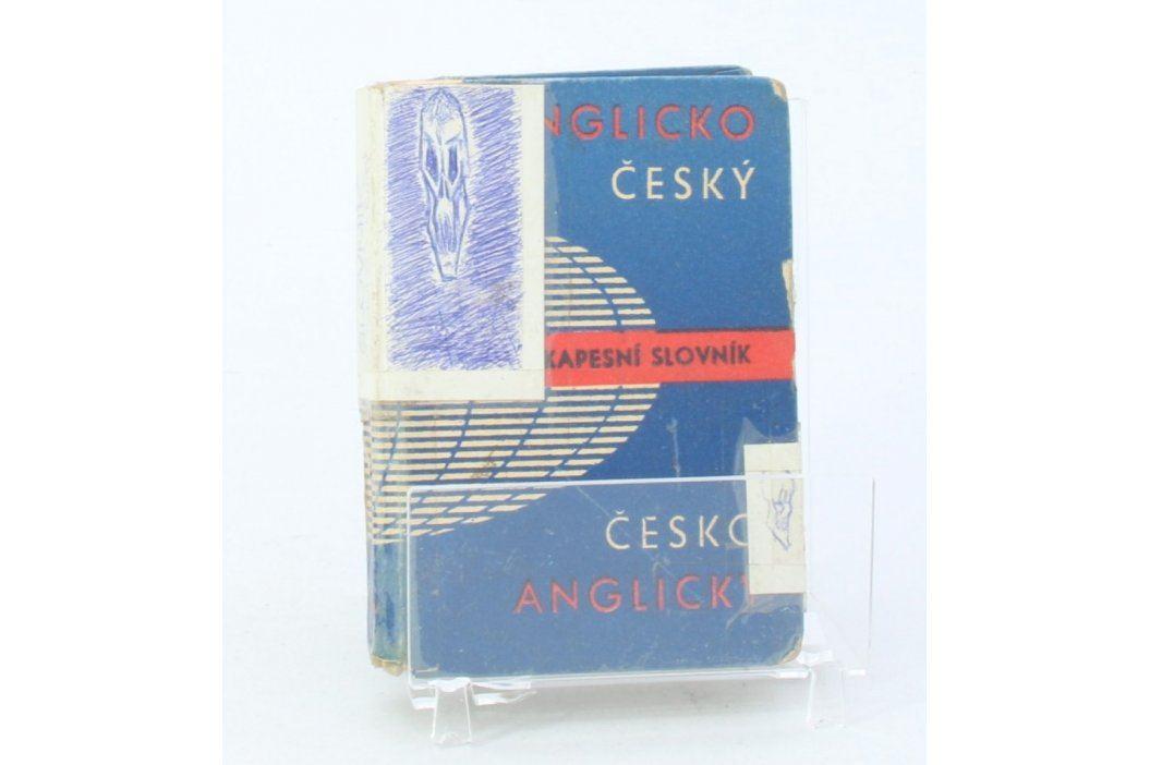 Anglicko-český, Česko-anglický kapesní slovník Jazykové slovníky