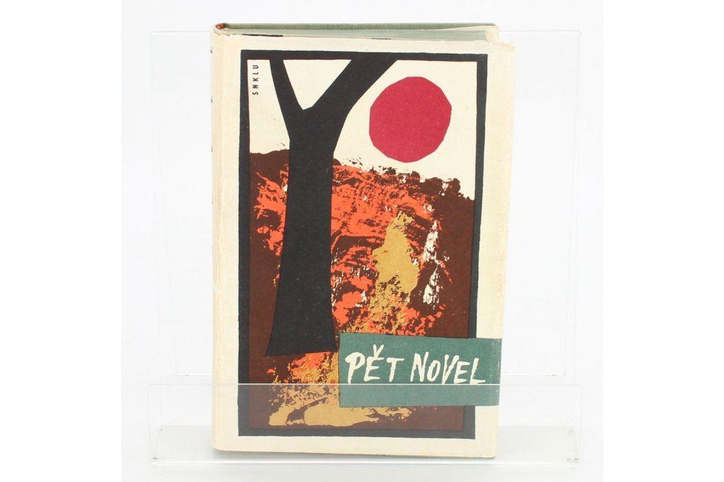 Kniha Pět Novel Knihy