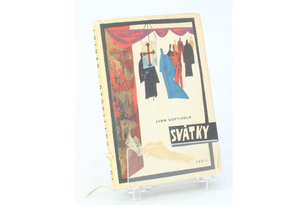 Historický román Juan Goytisolo: Svátky Knihy